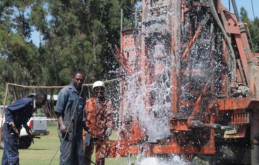 水資源開発・管理事業 ESS 株式会社地球システム科学の画像
