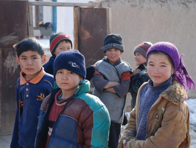 ESSのあゆみ タジキスタン